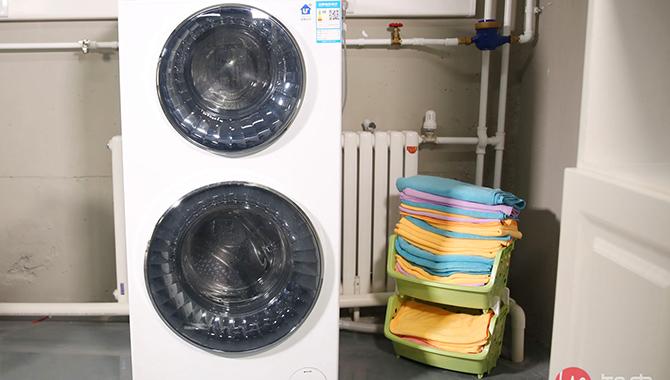 卡萨帝C8双子云裳洗衣机:解决大人小孩衣物分区洗护