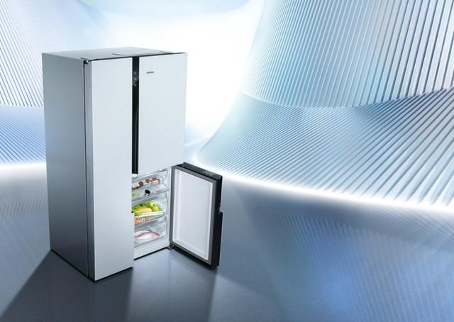 温湿双控 西门子家电零度对开门冰箱