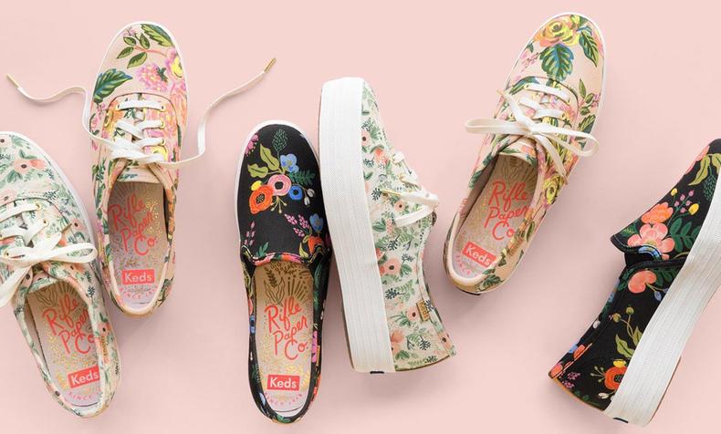 快来瞧一瞧,泰勒也爱的小清新帆布鞋