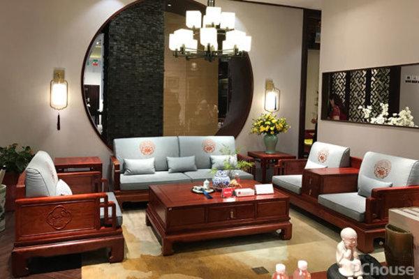38届东莞名家具展 明堂红木柔和古典与现代之美